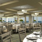 Sea Crest Ocean View Dining Room